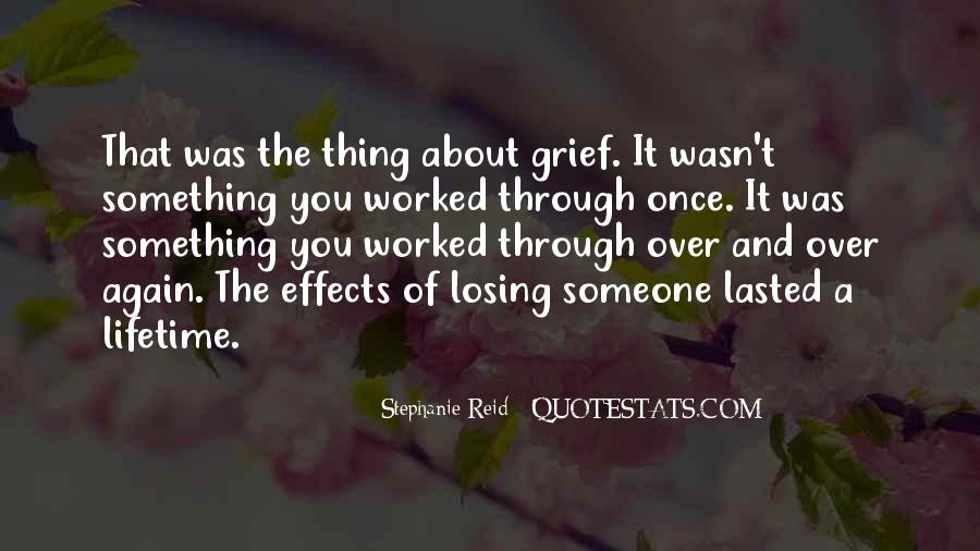 Quotes About Someone Losing You #1333260