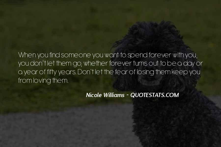 Quotes About Someone Losing You #1623176