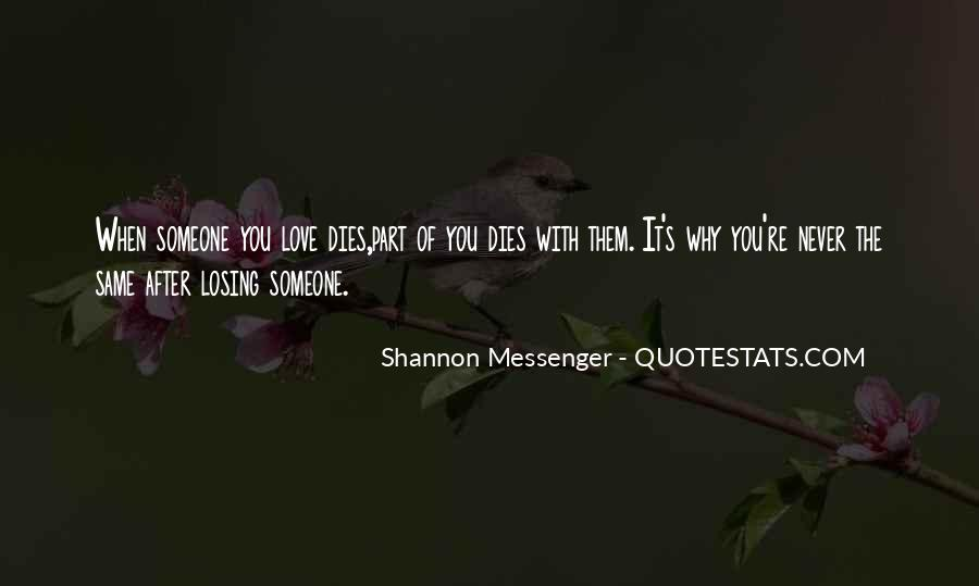Quotes About Someone Losing You #1807698