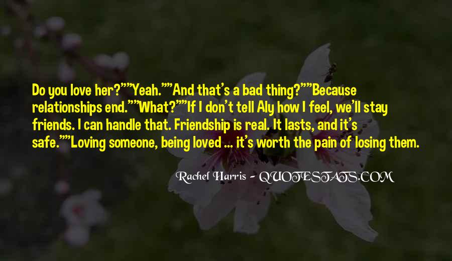 Quotes About Someone Losing You #444347