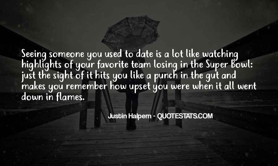 Quotes About Someone Losing You #902256