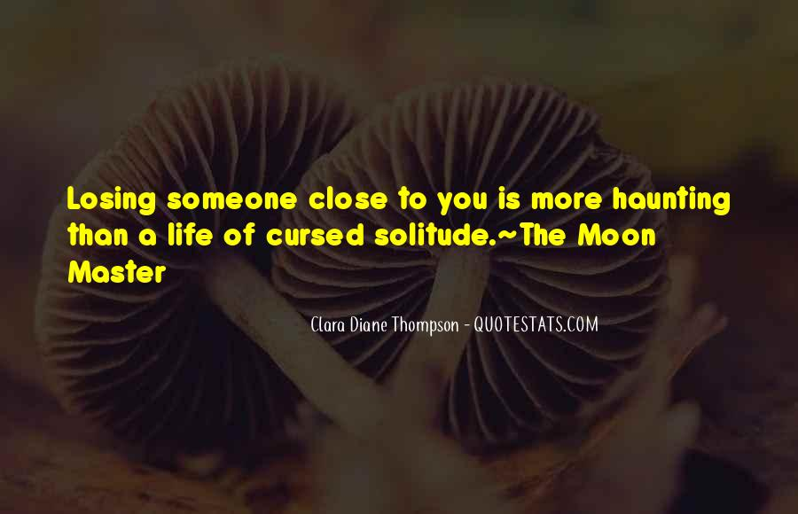 Quotes About Someone Losing You #960295