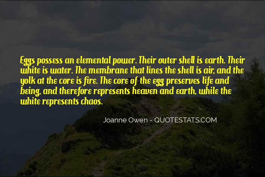 Quotes About Fire And Air #115024