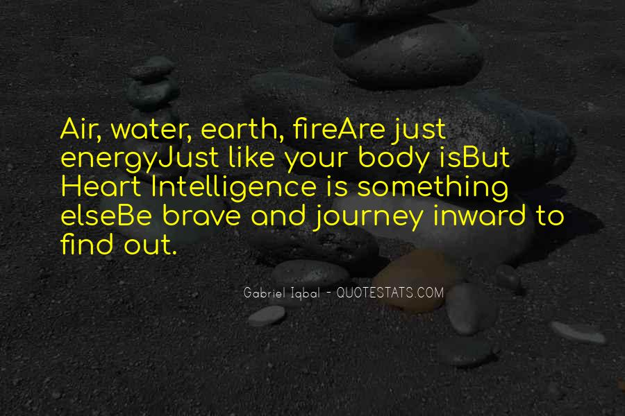 Quotes About Fire And Air #1203852