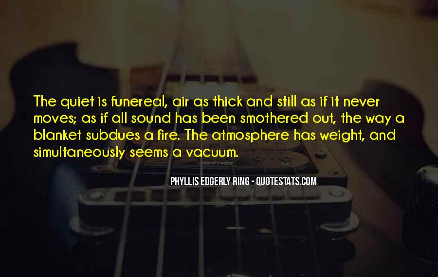 Quotes About Fire And Air #1292998