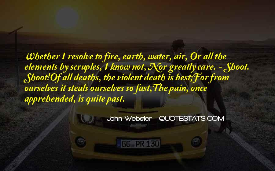 Quotes About Fire And Air #1408104