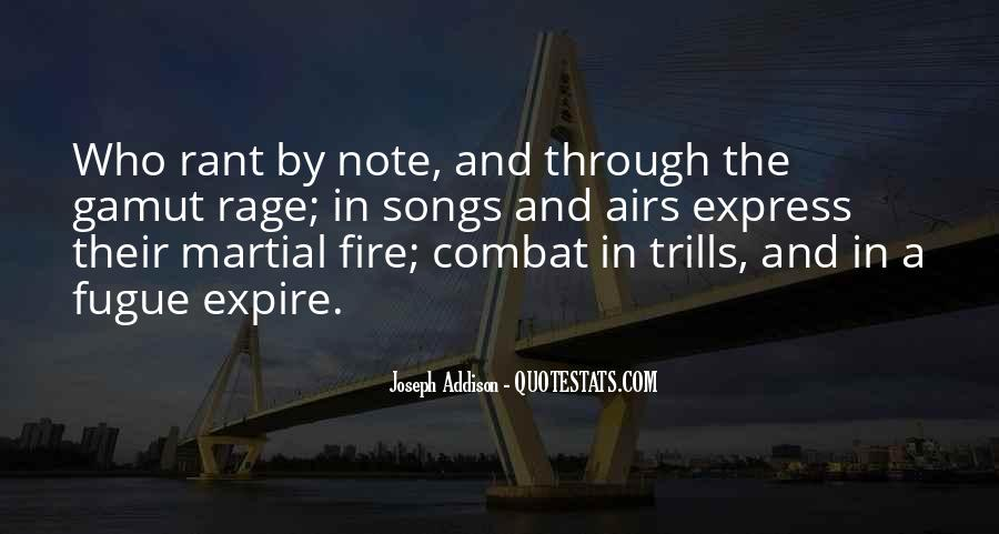 Quotes About Fire And Air #1461253