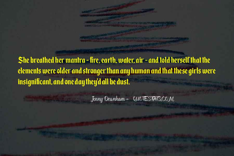 Quotes About Fire And Air #1582054