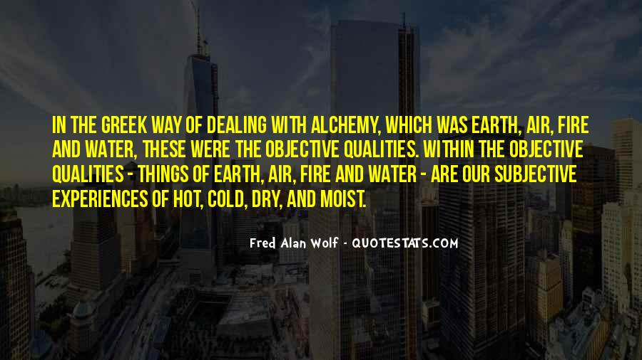 Quotes About Fire And Air #170588