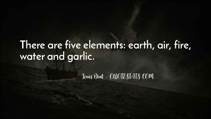 Quotes About Fire And Air #208041
