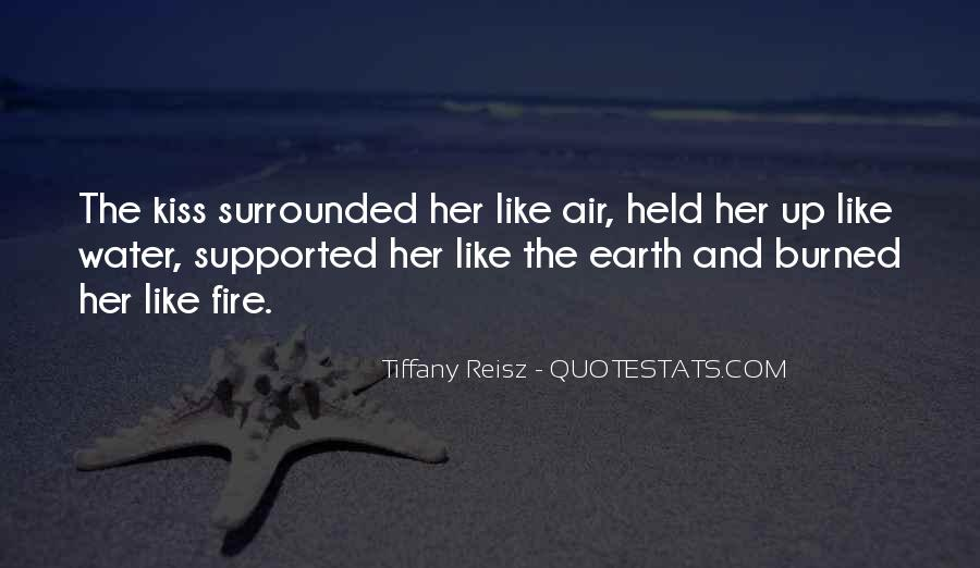Quotes About Fire And Air #313667
