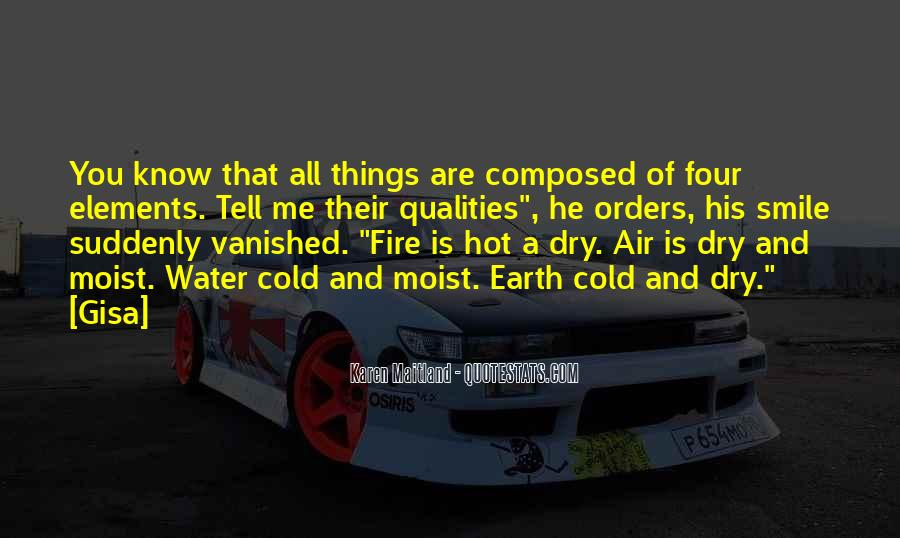 Quotes About Fire And Air #405176