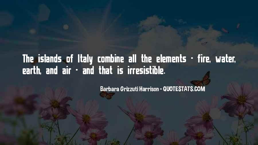 Quotes About Fire And Air #452055