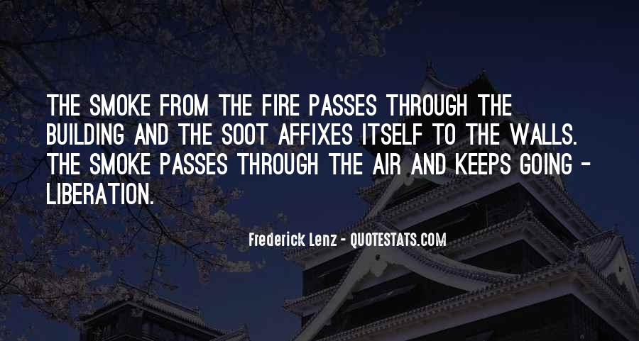 Quotes About Fire And Air #80085
