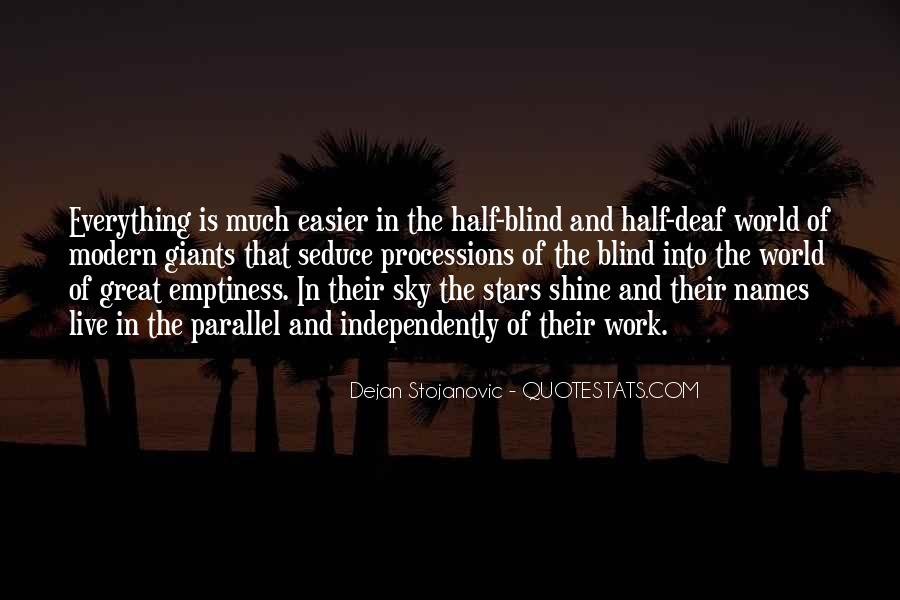 Quotes About Deaf #117319