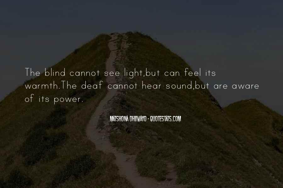 Quotes About Deaf #123503