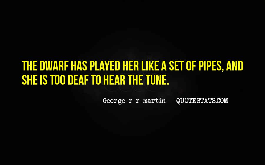 Quotes About Deaf #126684