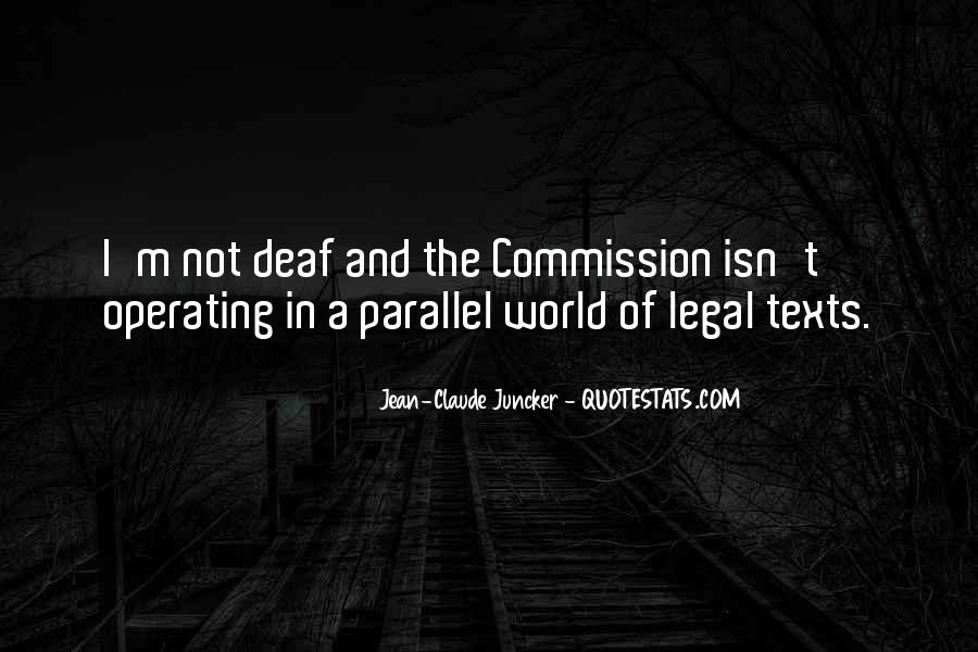 Quotes About Deaf #149933
