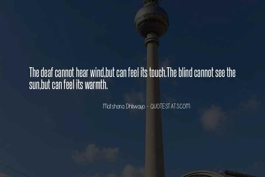 Quotes About Deaf #163017