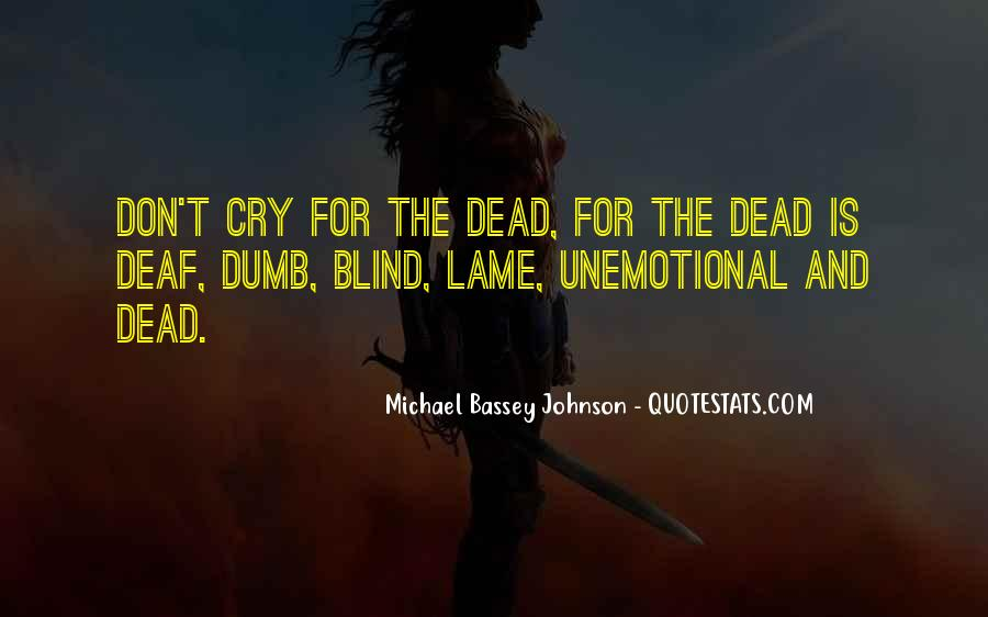Quotes About Deaf #183514