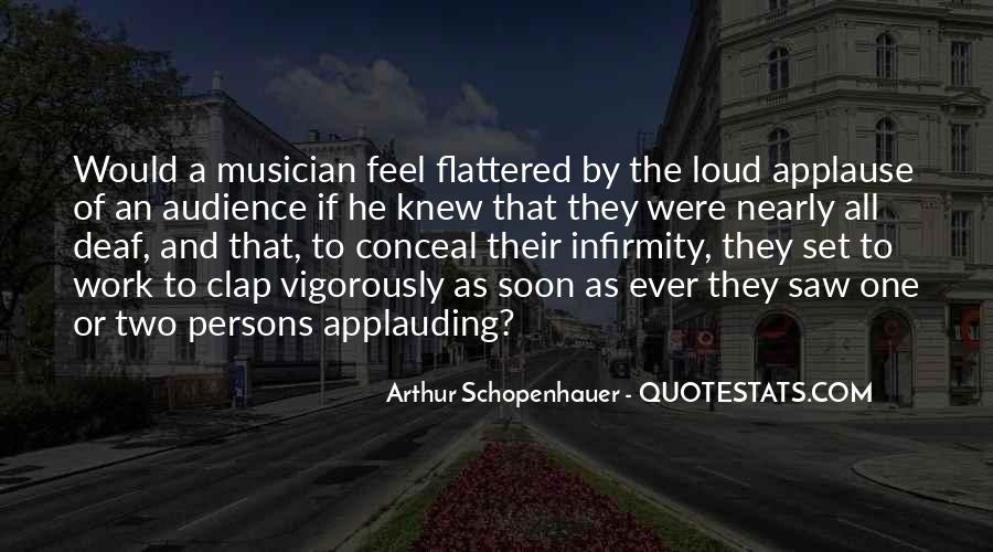 Quotes About Deaf #269815