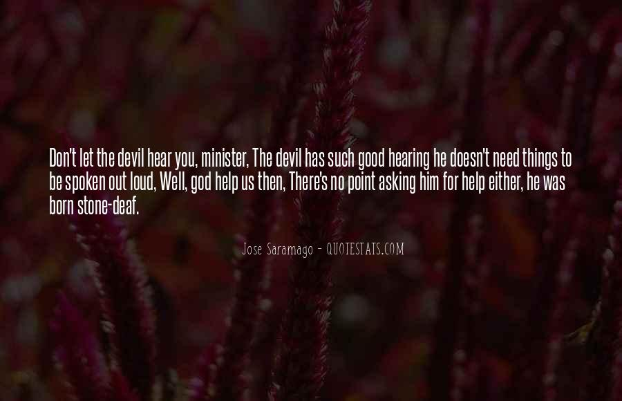 Quotes About Deaf #295409