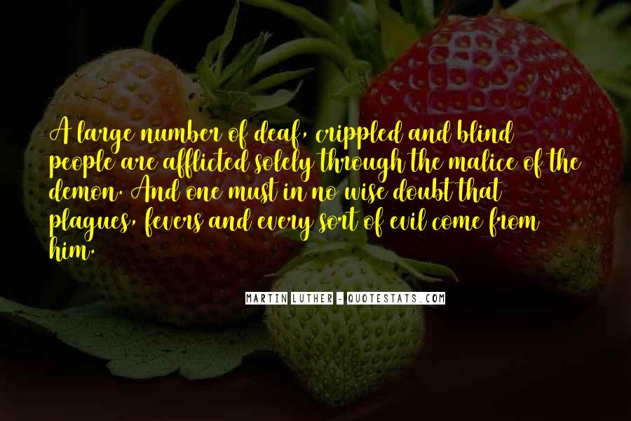 Quotes About Deaf #307482