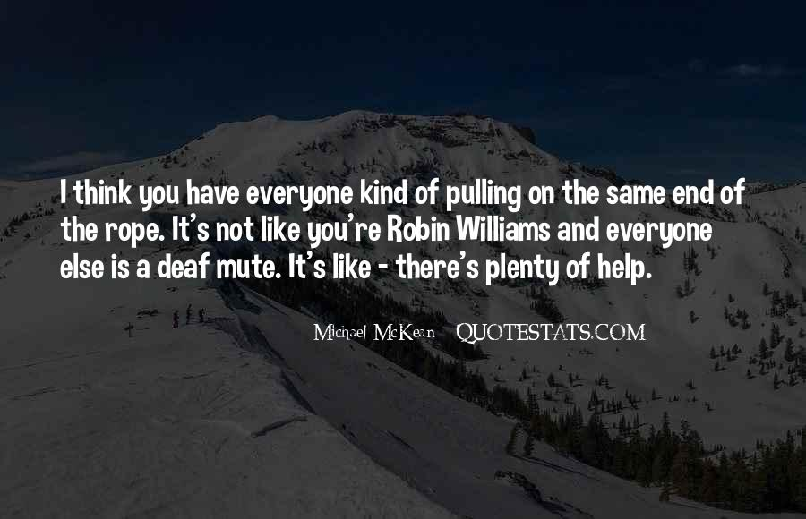 Quotes About Deaf #66701