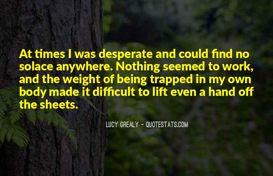 Quotes About Being Trapped In The Past #186868