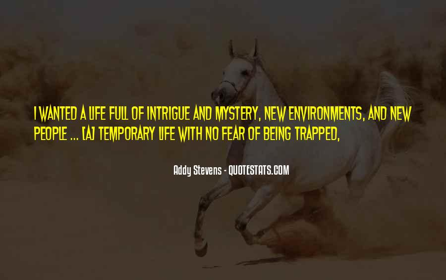 Quotes About Being Trapped In The Past #187474
