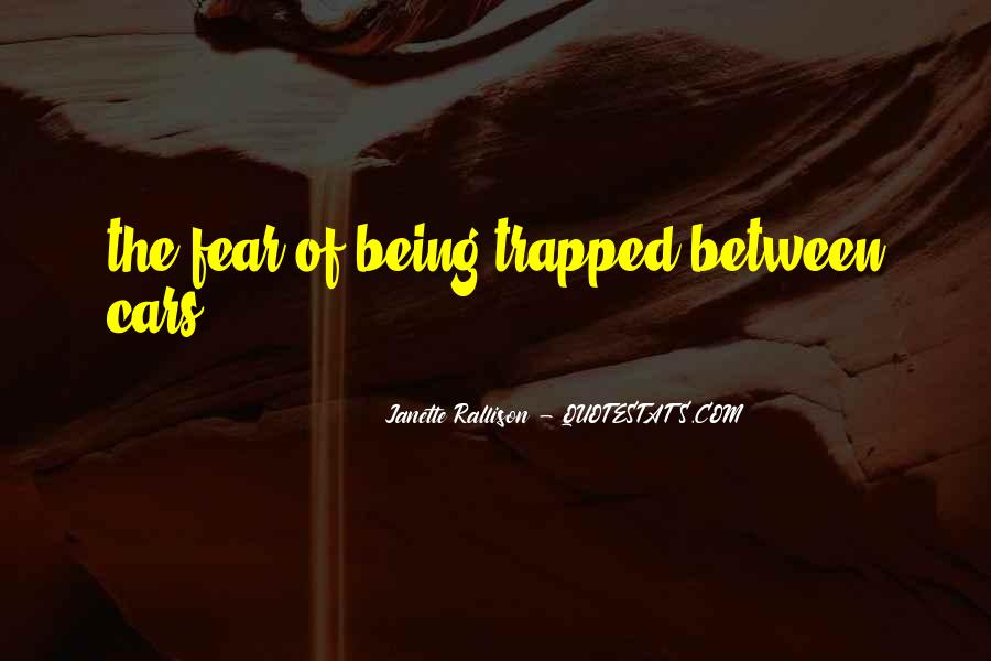 Quotes About Being Trapped In The Past #223072