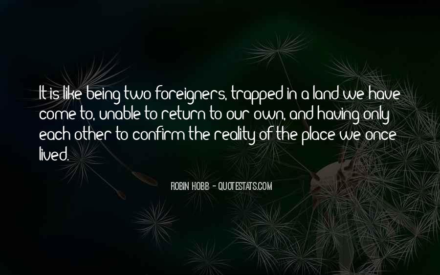 Quotes About Being Trapped In The Past #323141