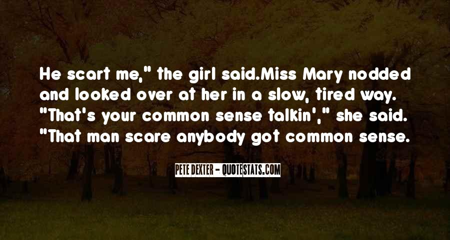 Quotes About A Girl You Miss #1518505