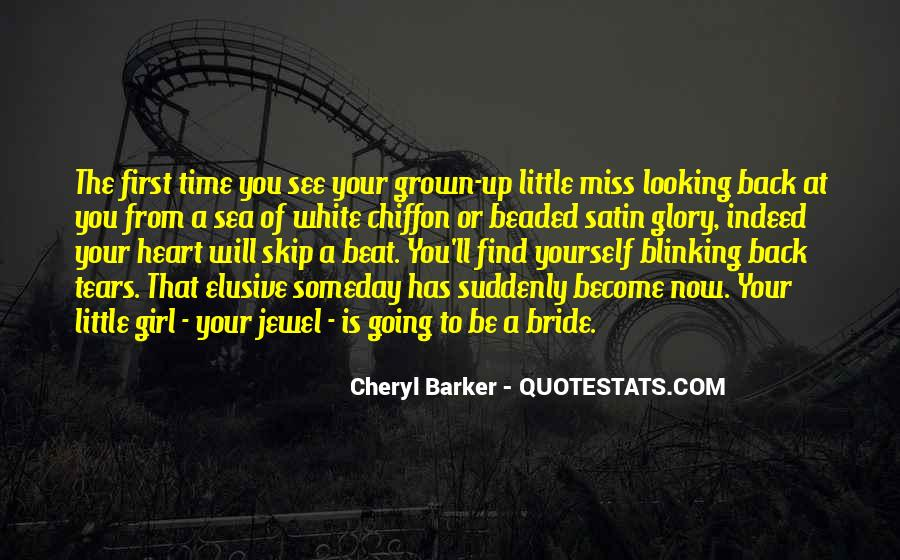 Quotes About A Girl You Miss #250190