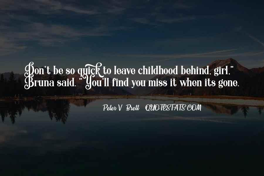 Quotes About A Girl You Miss #654169