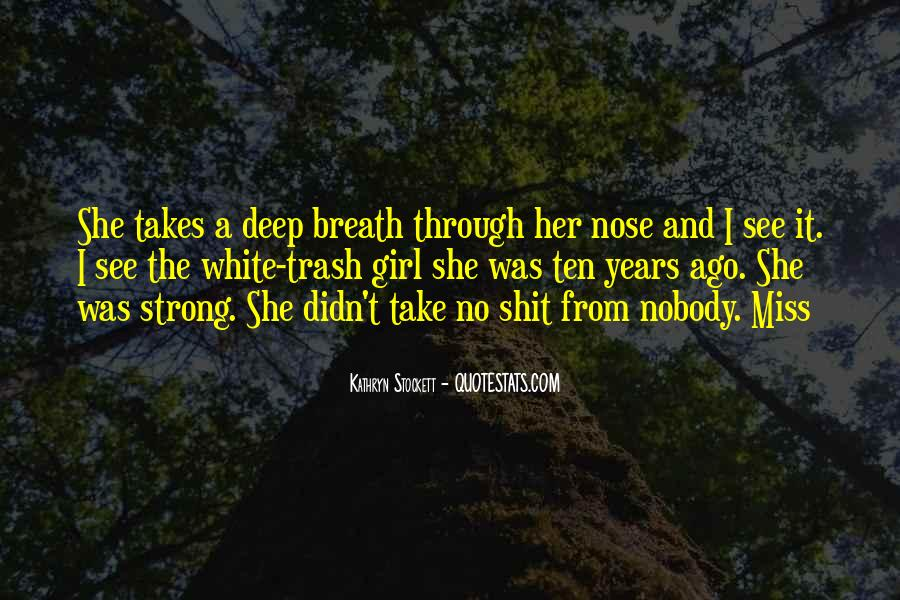 Quotes About A Girl You Miss #864336