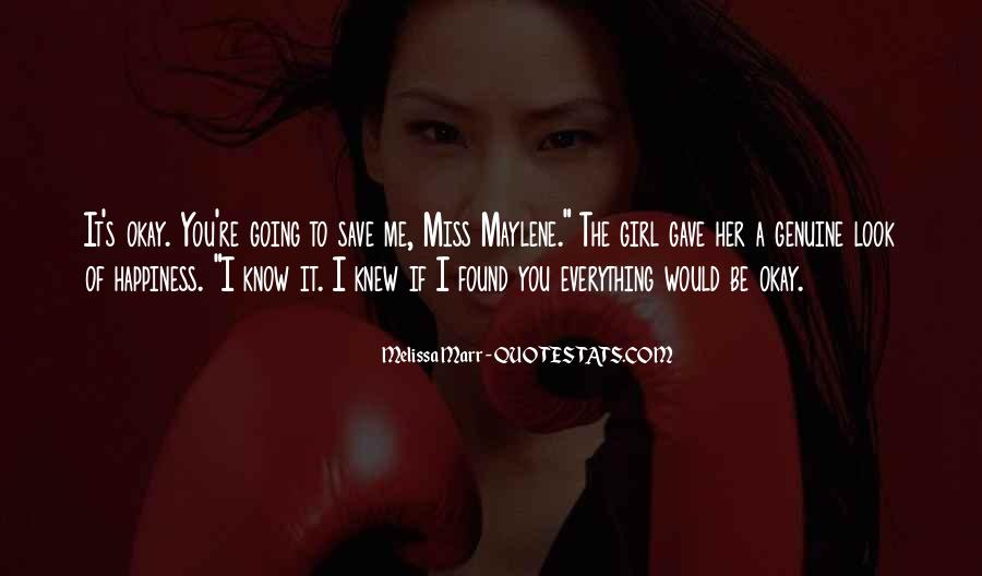 Quotes About A Girl You Miss #932619