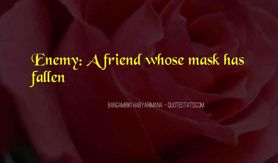 Quotes About Unfriendly #1058167