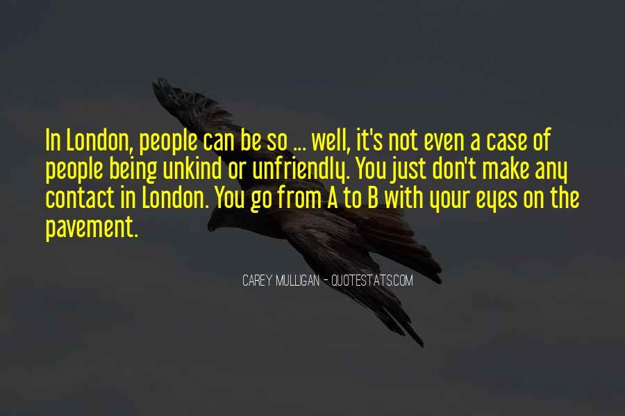 Quotes About Unfriendly #1758063