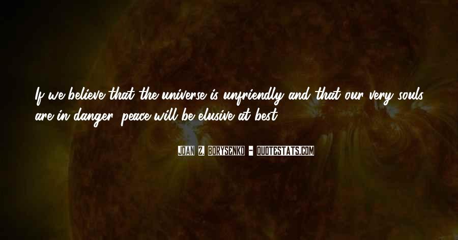 Quotes About Unfriendly #331902
