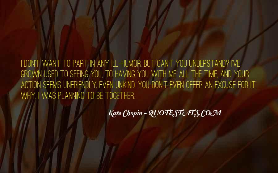 Quotes About Unfriendly #698325