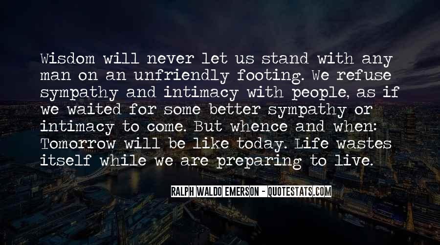 Quotes About Unfriendly #851350