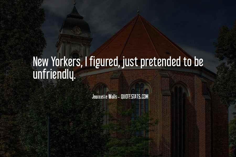 Quotes About Unfriendly #899086