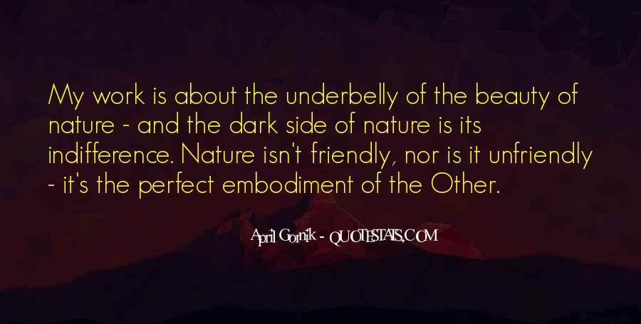 Quotes About Unfriendly #981191