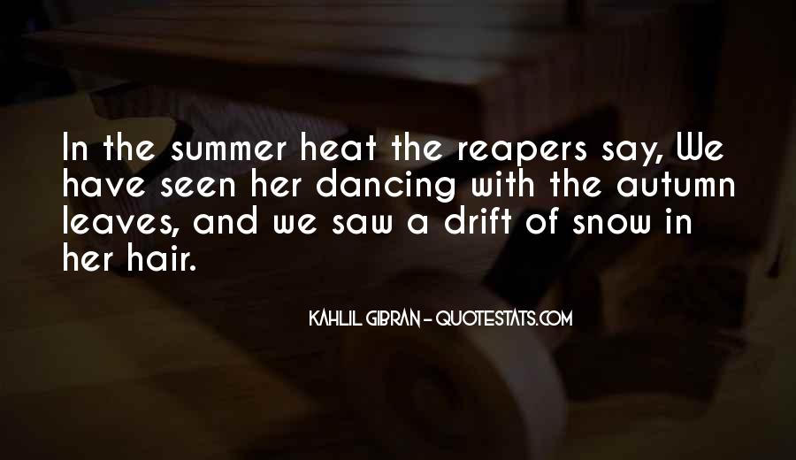 Quotes About Winter Without Snow #154869