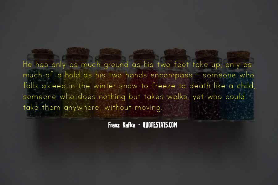 Quotes About Winter Without Snow #1595536