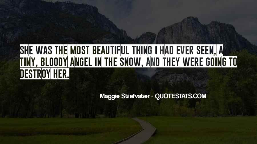 Quotes About Winter Without Snow #172387