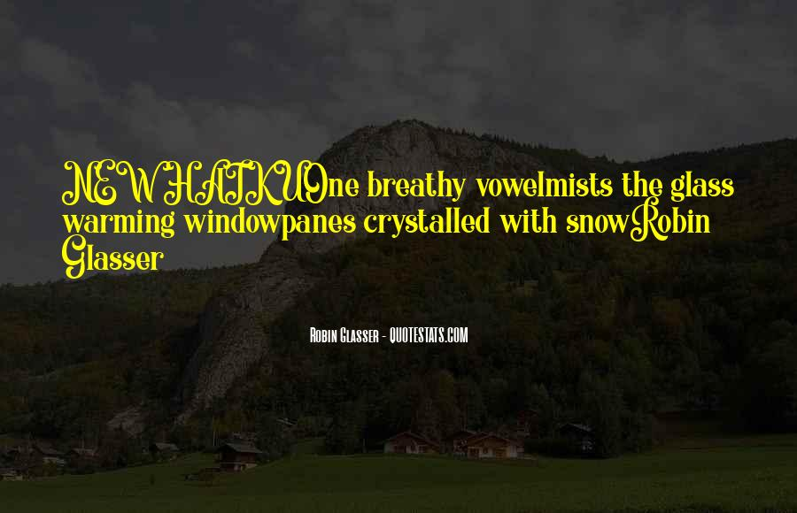 Quotes About Winter Without Snow #188238
