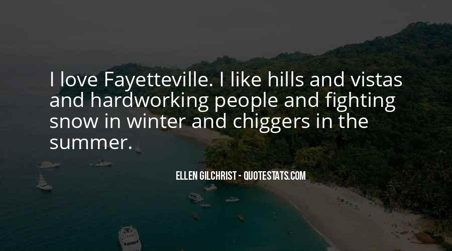 Quotes About Winter Without Snow #21227