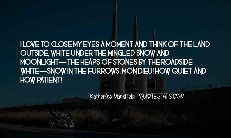 Quotes About Winter Without Snow #63379